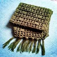 Hand Crocheted Scarves