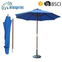 Wooden Stick Umbrella