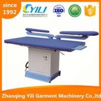 Automatic Industrial Laundry Ironing Machine Equipment