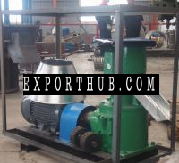 small capacity poultry farming animal feed pellet machine