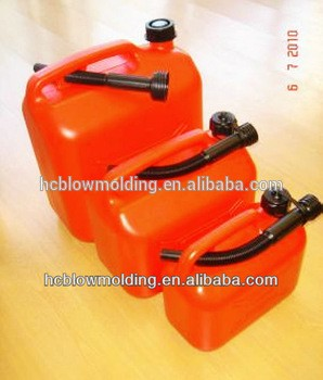 Customize HDPE plastic jerry cans 5L10L oil drumgreen jerrican