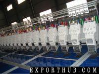 工业绣花机