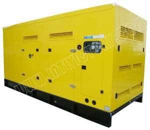 超静音500KVA柴油发电机组