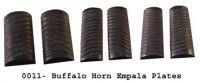 Buffalo Horn Empala Plates