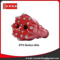 DTH Button Bits