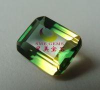 greenyellow bicolor gemstone jewelry
