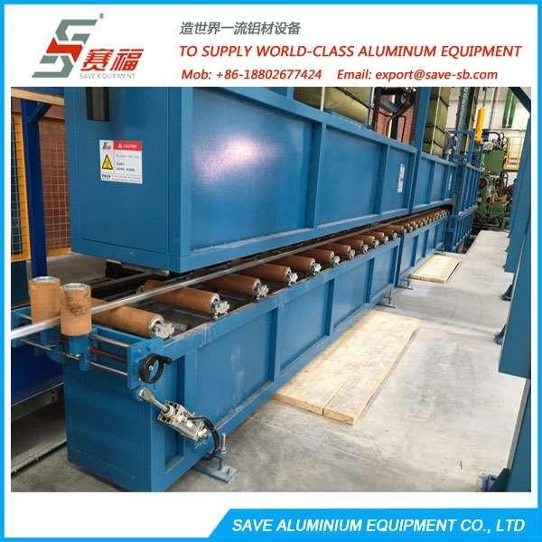 Aluminium Extrusion Billet Taper Quench