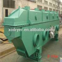Fluidized Bed Dryer Machine Choline Chloride Salt Corn