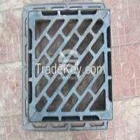 EN124 E600 Ductile Iron Man Hole Cover