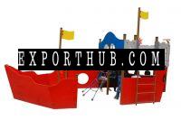 Ship Theme Outdoor Playground Equipment