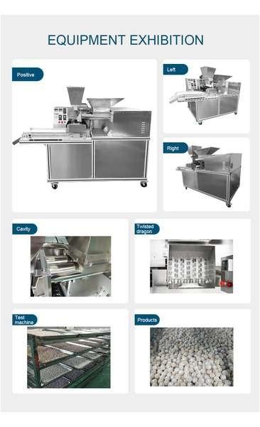 Tapioca Pearl Making Machine