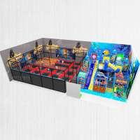 Indoor Multi Play Area