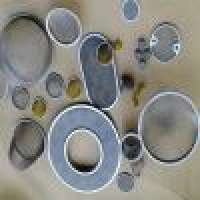 Framed Stainless Steel Wire Mesh Filter Disc