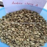 未加工的咖啡豆