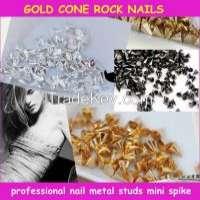 3D Nail Art Decoration Nail Metal Studs Nail Metal Accessories