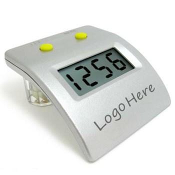 Water Power Alarm Calendar Clock