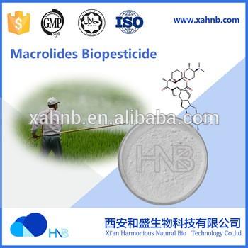 98大环内酯生物农药Spinosad大环内酯生物农药