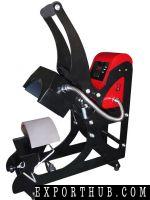Auto Open Cap Heat Press Cap Mounting ClampMAXCAP