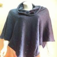 Knitted Cashemre Shawl, Ponchos