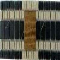 大理石边框瓷砖