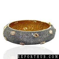 Pave Diamond Jewelry