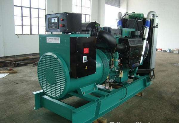 AC单相5kW小型柴油发电机