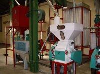 玉米面粉厂机械