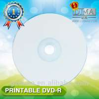 Blank Printable DVD