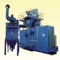 HTYPE SHOTBLASTING AND CLEANING MACHINE