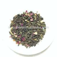 Rose Green Tea