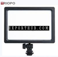 TRIOPO LED204 Photo And Video LED Light Nikon Canon Song Pentaxolympus Camera Light 3200K5500K Studio Light