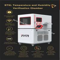 Temperature And Humidity Verification Chamber