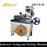 Automatic Tape And Reel Machine (Packing Machine)