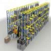Warehouse Drivein Racking System