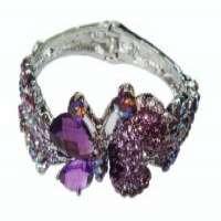 Pave Diamond Bangles