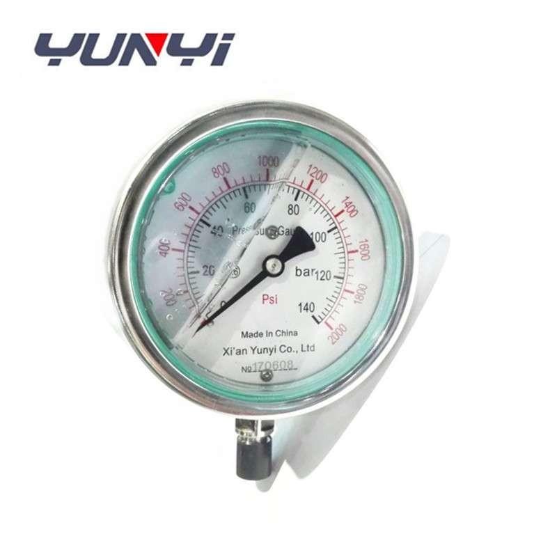液压油压力表