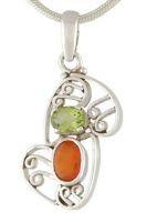Gemstone Silver Jewelry Gemstone Jewelry Cz Jewlery Cz Silver Jewle