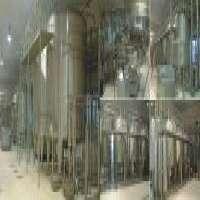 Evaporated Milk Plant