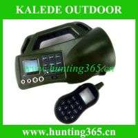 Electronic Game Caller Fox Call Animal Sound Call Remote Control By Kalede