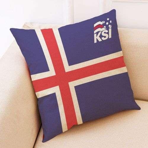 World Cup FIFA Cushions Cotton Linen Home Decor Hitextiles (CH016c)