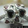 Decorative Silver Beads