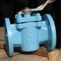 Cast Iron Plug