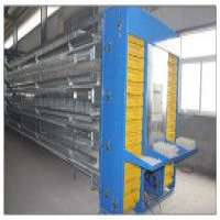 H Layer Chicken Battery Cagecoop Poultry Farming Automatic Feeding Drinking System