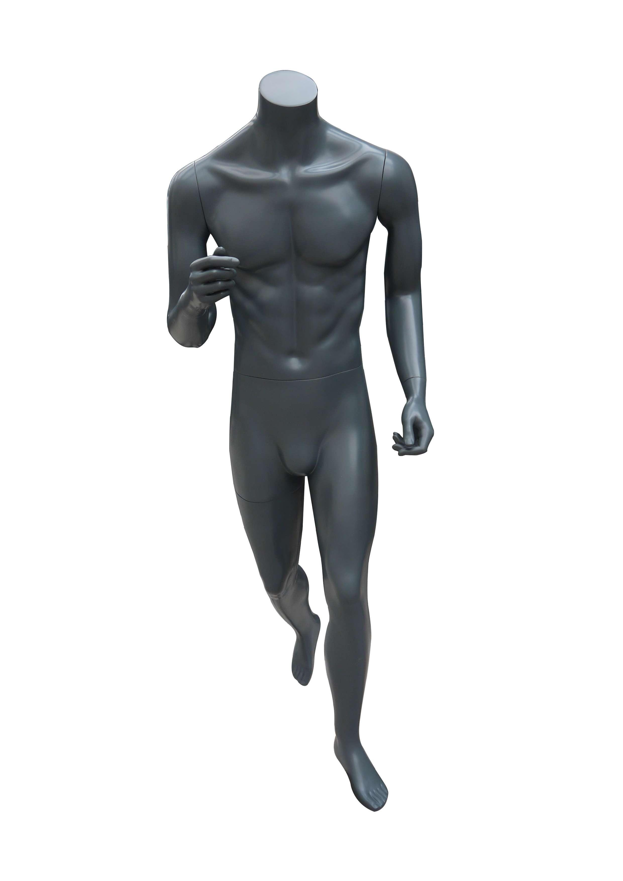 Jolly mannequins-sport male headless mannequin-M-6
