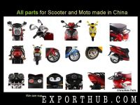 Scooter Body Parts