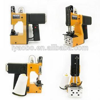 stand up handheld bag sewing machine