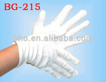 BG215 Cotton clean room glove