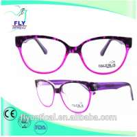 Plastic Eyeglass Frame