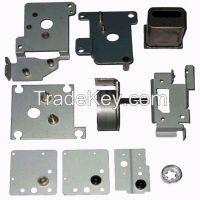 ElectricalAuto Sheet Metal Stamping Parts