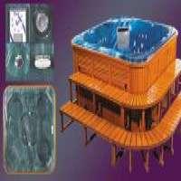 户外水疗浴缸